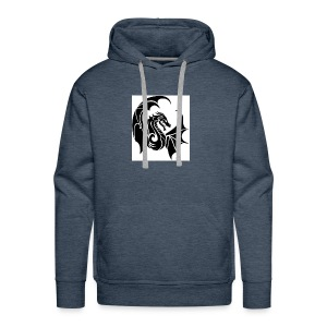 DARK DRAGON - Men's Premium Hoodie