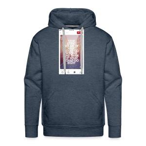 632FC330 0635 4343 B595 FF9958561445 - Men's Premium Hoodie