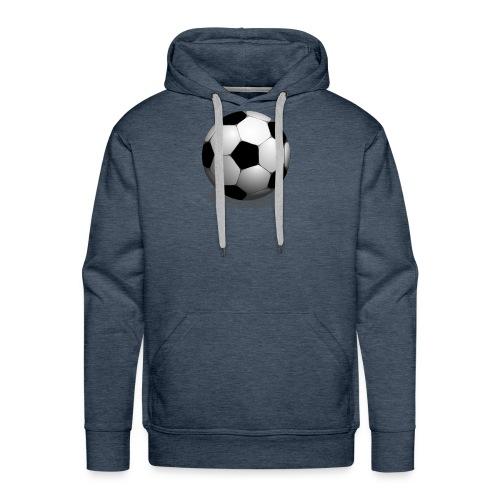Soccer ball - Men's Premium Hoodie