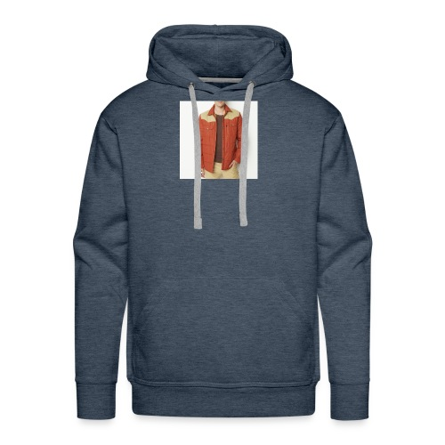levis-jacket-padded-tp_670277115198540429f - Men's Premium Hoodie