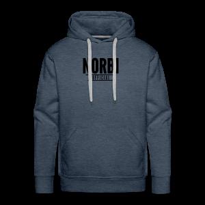NORBI Official logo - Men's Premium Hoodie