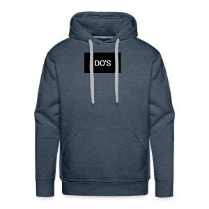 Snapshot 568 - Men's Premium Hoodie