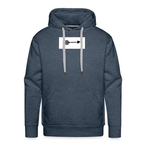 a - Men's Premium Hoodie