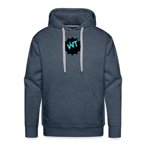 wt_logo1 - Men's Premium Hoodie