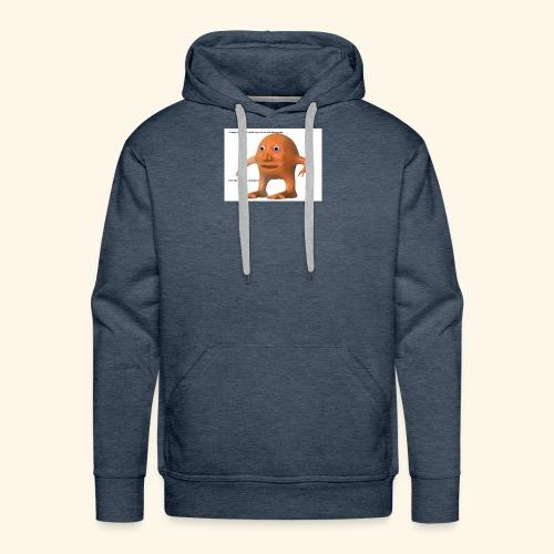 mr orange - Men's Premium Hoodie