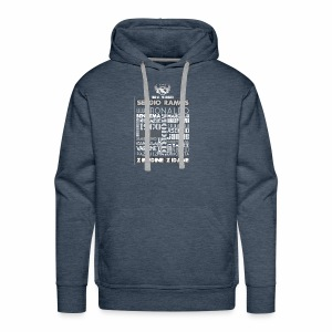 Real Madrid Design - Men's Premium Hoodie