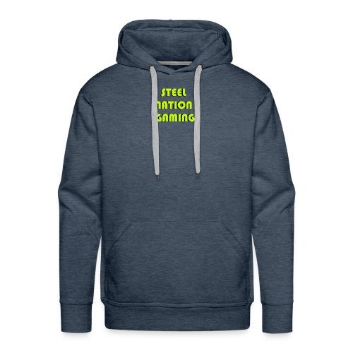 STEELNATION - Men's Premium Hoodie