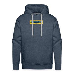 Camisetas do Marroni Tutors - Men's Premium Hoodie
