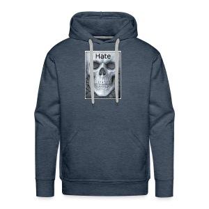 e1c03d5696bdc1fb2e82d0e7f4f9e360 badass skulls in - Men's Premium Hoodie
