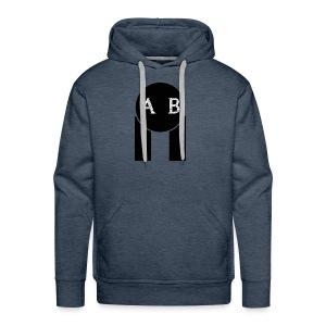 AB the best - Men's Premium Hoodie