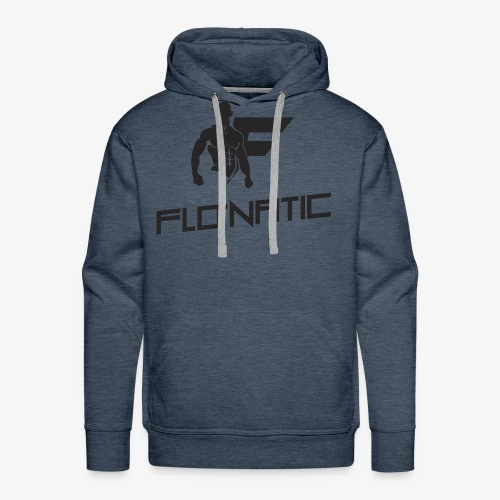 Flo Natic Opt 2 - Men's Premium Hoodie