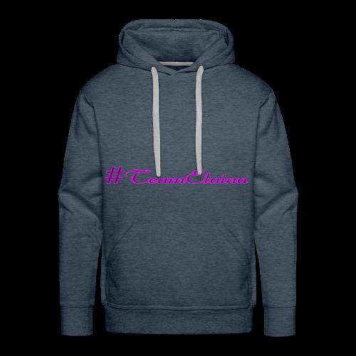 #TeamElaina - Men's Premium Hoodie
