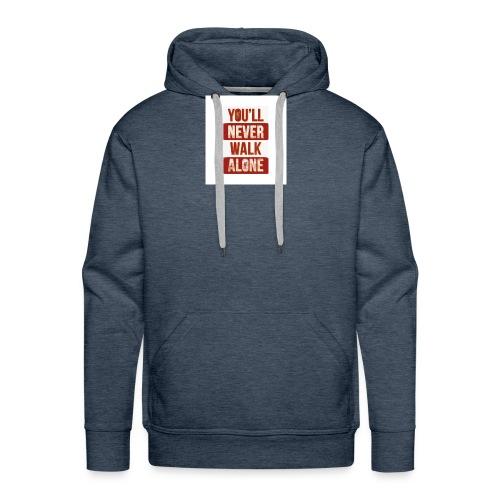 liverpool fc ynwa - Men's Premium Hoodie