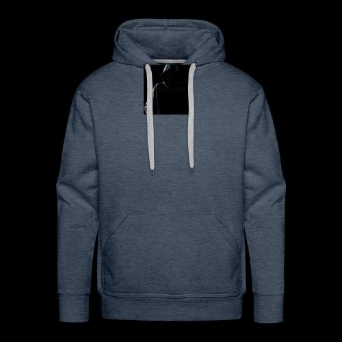 HOODED AJEV MERCH 1 - Men's Premium Hoodie