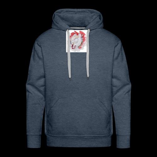 unicrestu2 - Men's Premium Hoodie