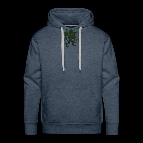 The AfrLoy logo - Men's Premium Hoodie