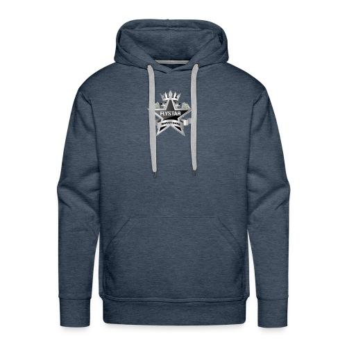 FlyStar Money Gang Logo - Men's Premium Hoodie
