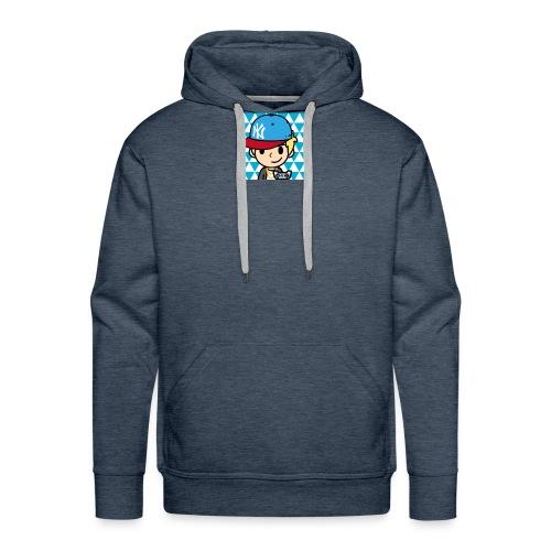 FaceQ1498685113923 1 - Men's Premium Hoodie