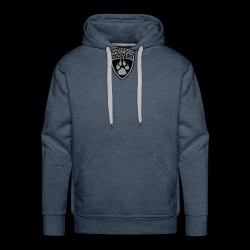 SheepDog Knives Logo - Men's Premium Hoodie