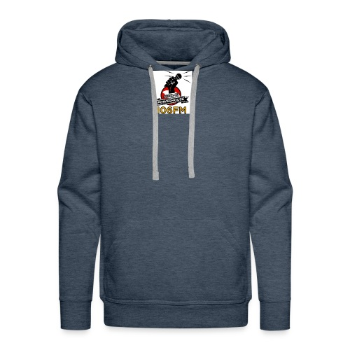 Level Up Logo - Men's Premium Hoodie