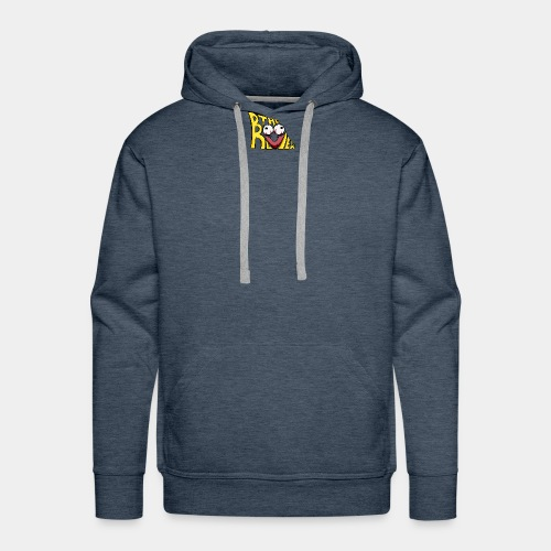 The Boo Review Icon - Men's Premium Hoodie