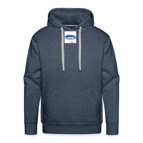 ShyhB (Blue) Wristband - Men's Premium Hoodie