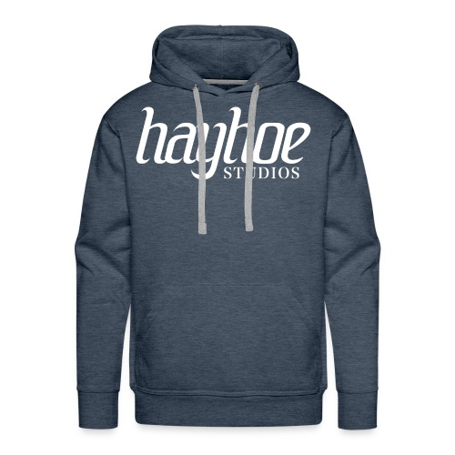 Hayhoe Studios Logo - Men's Premium Hoodie