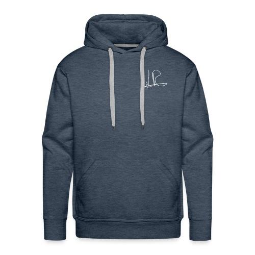 LiamRusso handtekening Logo - Men's Premium Hoodie