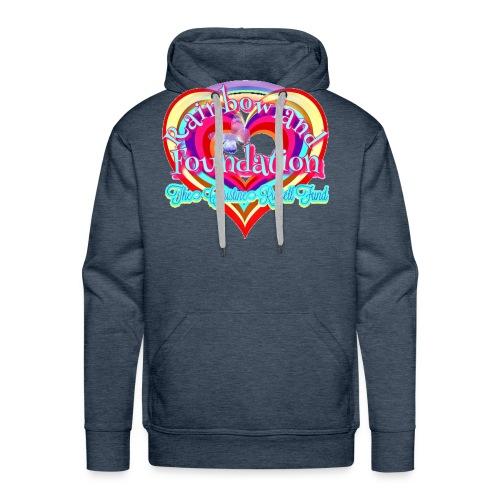 Rainbowland Foundation logo - Men's Premium Hoodie