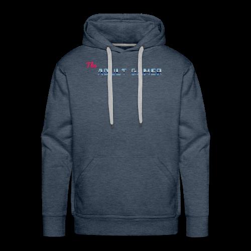 TAG new logo shirt Horizontal - Men's Premium Hoodie
