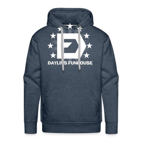 DF Classic Logo - Men's Premium Hoodie
