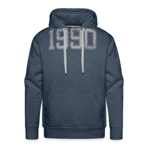 1990 Year Vintage - Men's Premium Hoodie