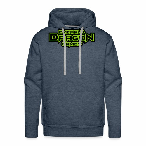Emerald Dragon Games - Men's Premium Hoodie