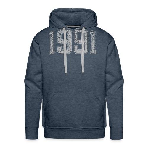 1991 Year Vintage - Men's Premium Hoodie