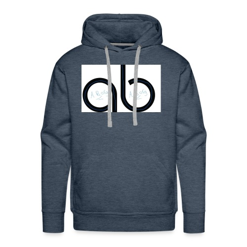 Ab signature merch - Men's Premium Hoodie