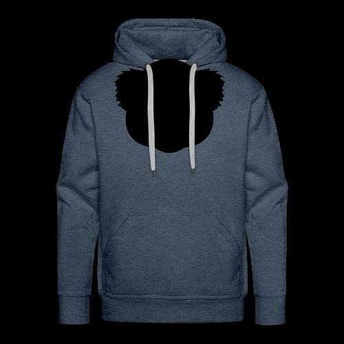 BlackKoalaLogo - Men's Premium Hoodie