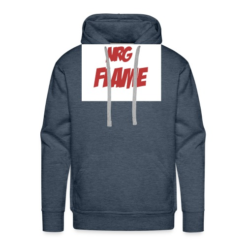 Flame For KIds - Men's Premium Hoodie