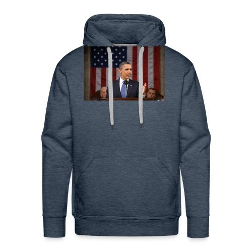 Barack - Men's Premium Hoodie