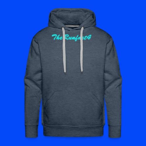Official Brand - Men's Premium Hoodie