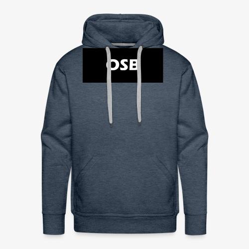 OSB LIMITED clothing - Men's Premium Hoodie