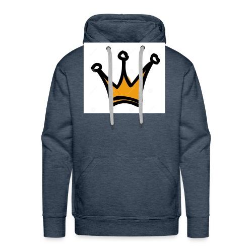 crown-1196222 - Men's Premium Hoodie