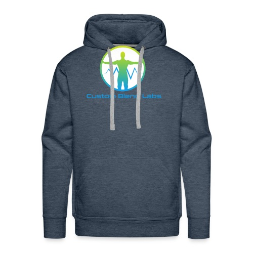 Custom Blend Labs Logo - Men's Premium Hoodie
