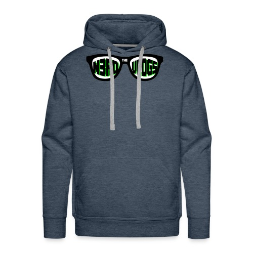 The_Nerd_Vlogs_-_logo - Men's Premium Hoodie