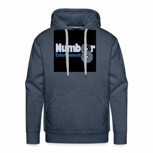 NUMBER8ENTERTAINMENT - Men's Premium Hoodie