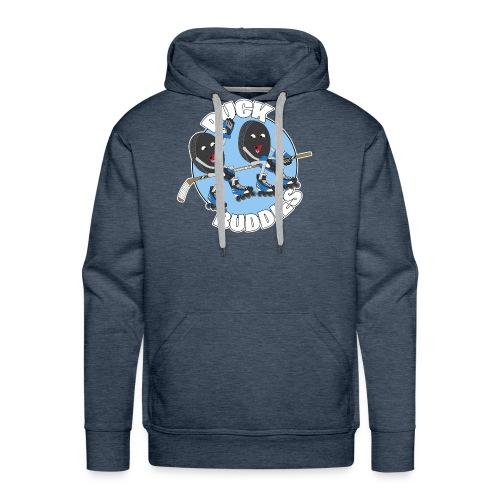 Puck Buddies Logo - Men's Premium Hoodie