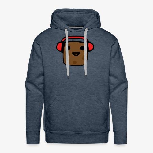 Shirt Design Potato - Men's Premium Hoodie