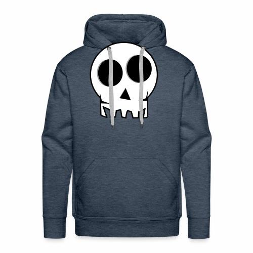 skull - Men's Premium Hoodie