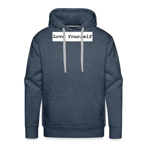 Love Yourself - Men's Premium Hoodie