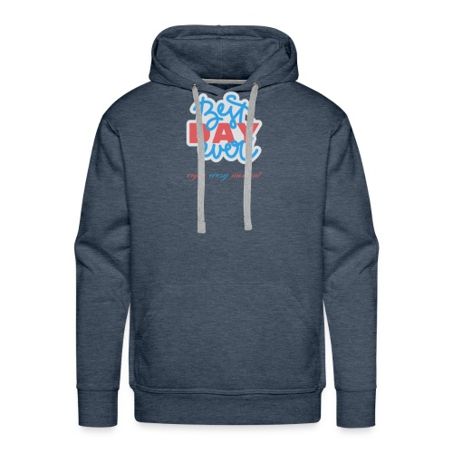 New Front Shirt - Men's Premium Hoodie