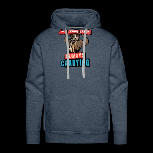 Always Carrying - Men's Premium Hoodie